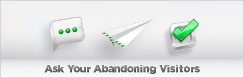 website abandonment solutions