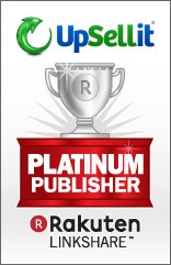 UpSellit LinkShare Platinum Publisher