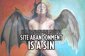 website-abandonment