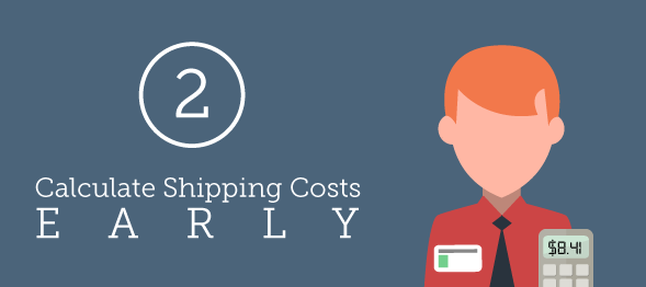 calculate shipping reduce abandonment