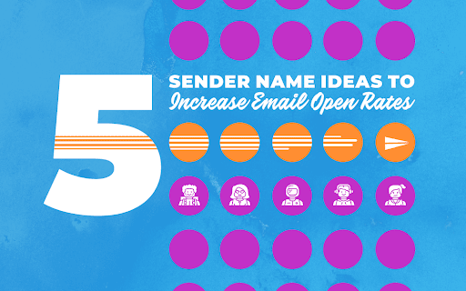 5 Sender Name Ideas to Increase Email Open Rates