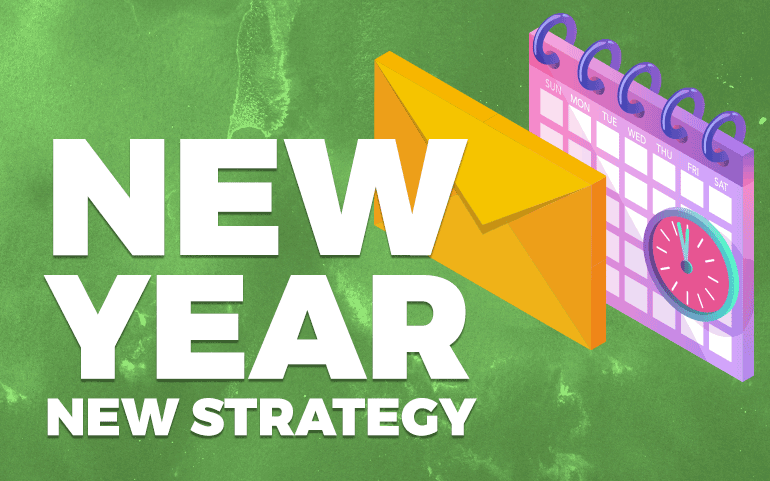 New Year, New Email Remarketing Strategy