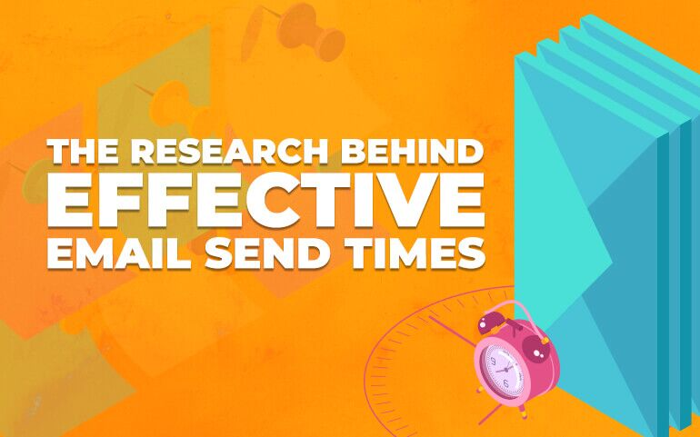 Research Behind Effective Email Send Times