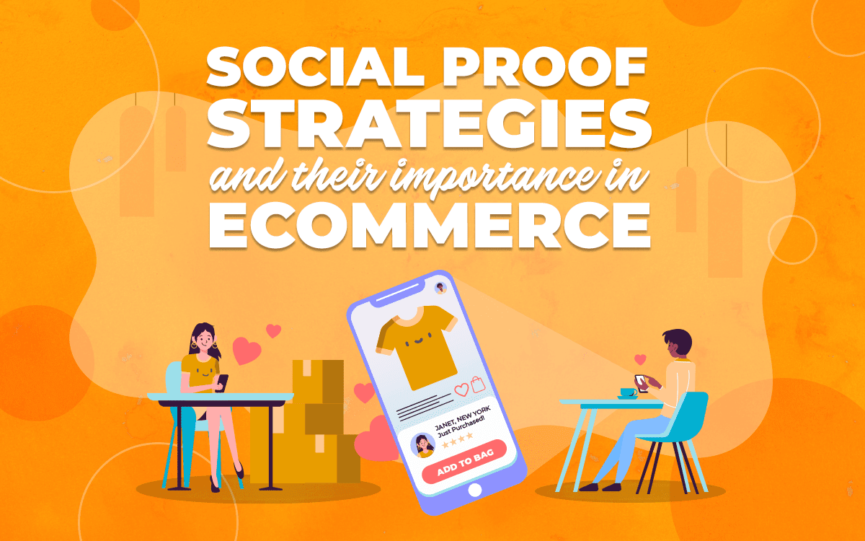 "Title Card for ""Social Proof Strategies and their importance in Ecommerce"