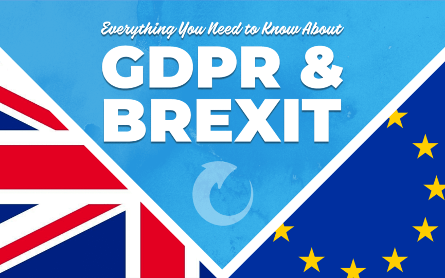 "Title Card for ""Everything You Need to Know About GDPR & Brexit"