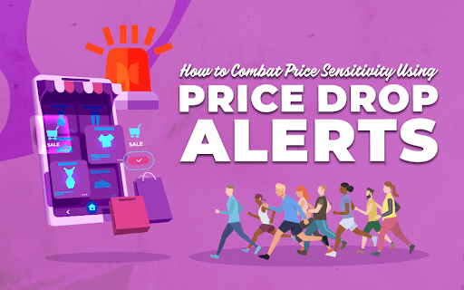 "Title card for ""How to Combat Price Sensitivity Using Price Drop Alerts"""