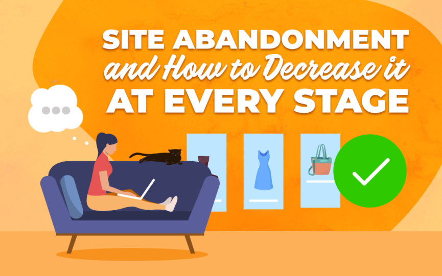 How to Decrease Site Abandonment